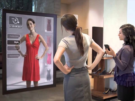 A Realidade Aumentada está programada para transformar a moda e o varejo