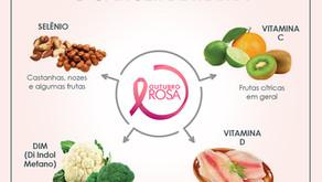 Nutrientes que previnem o câncer de mama