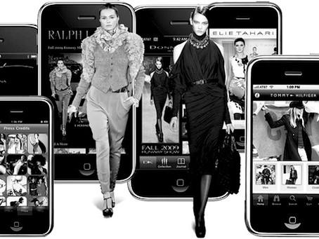 O e-commerce é uma força de rompimento nos padrões do varejo de luxo