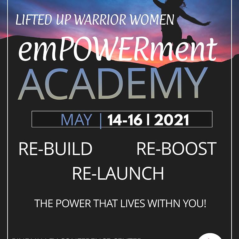 Lifted Up Warrior Women ReTreat 2021