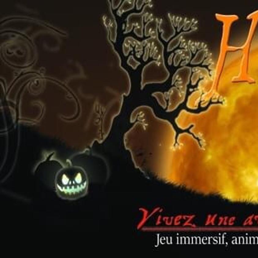 Halloween - annulé