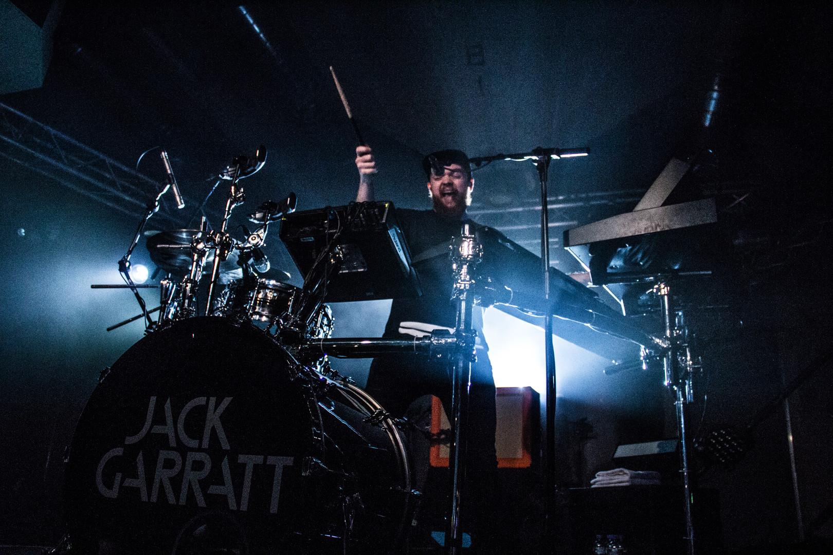 JACK GARRATT.