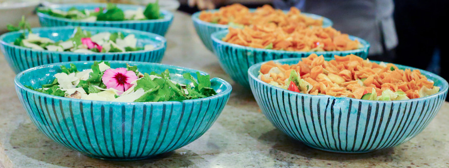 Rocket salad / Fattoush