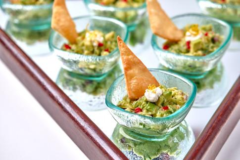 Guacamole mini cups
