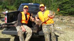 Moose Hunts 2016