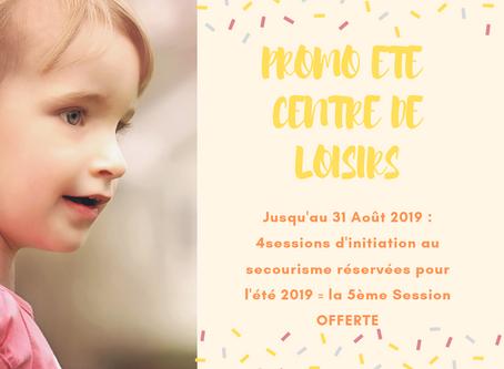 promo été 2019 pour occuper vos enfants