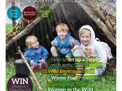 The Bushcraft & Survival Skills  Magazine