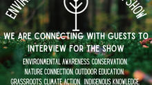 Environment & Conservation Show on UK Health Radio