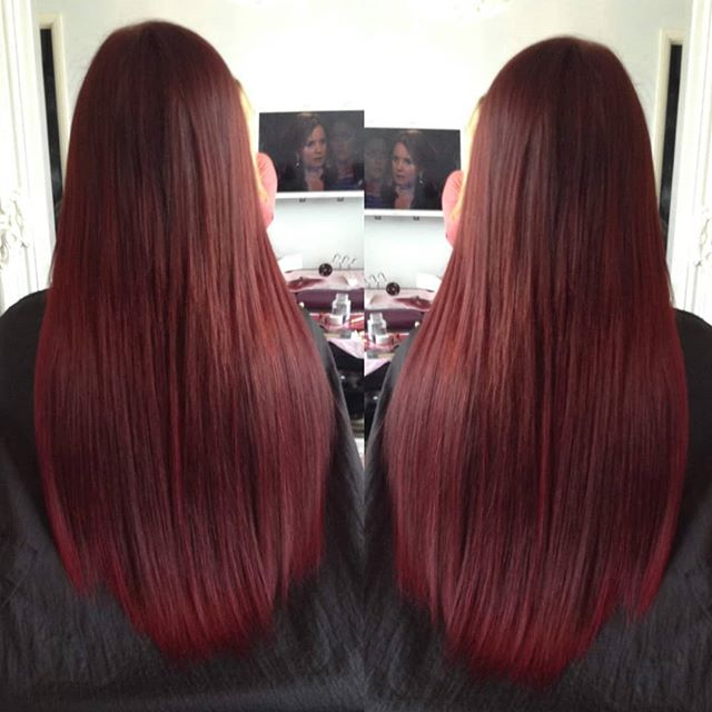 20inch mini locks lady in RED ❤💄😍 ._