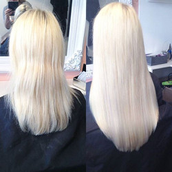 Lovely transformation for gorgeous _jazm