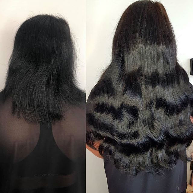 24inch prebonds on my lovely client _kay