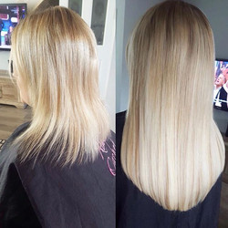 #RC #tapeextensions #hairextensions #bea