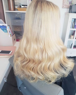 Refitted this gorgeous tape hair on its