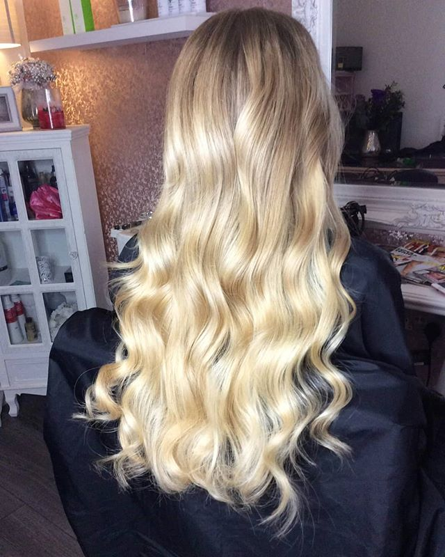 Gorgeous balayage locks for  _kayayoungm