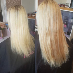 Refitted extensions (unstyled and rough