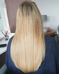 5 month old _remicachet  Ultra tips look