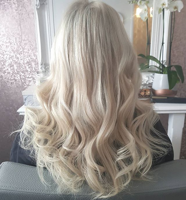 Another beautiful blonde transformation