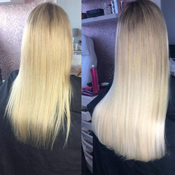 Custom clip ins 20 inches £170