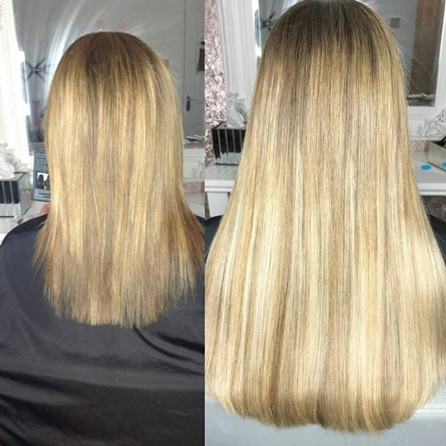 My client wanted to go blonder without c