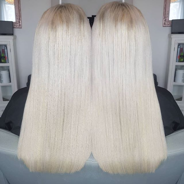 Gorgeous extensions for a BABE 😍