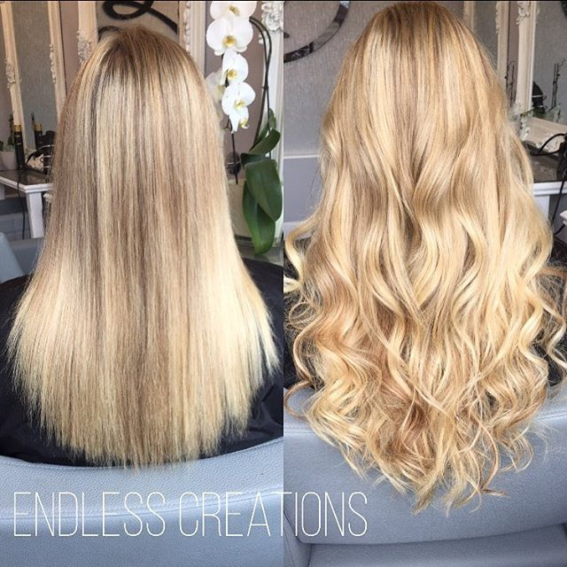 #mini locks #blonde #extensions