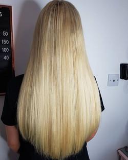 That blend is SPOTTT ONNN__#hair #hairex