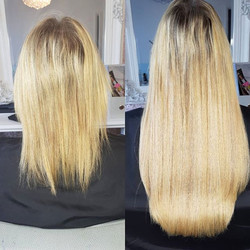 Refit on these extensions ultra tip ❤🤟�