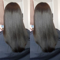 Gorgeous 14 inch extensions ❤__#hairexte