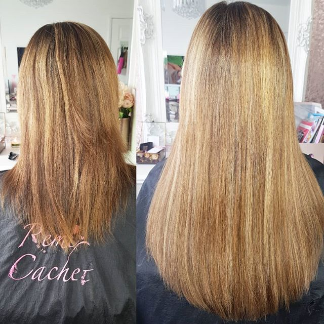 Hairextensions fitting cancellation for