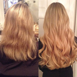 Lovely transformation with RC #flattips