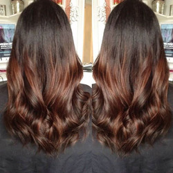 Gorgeous half head for thickening ❤