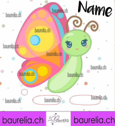 Schutzfolie Toniebox Schmetterling 18
