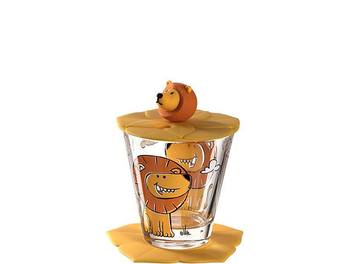 Leonardo Trinkglas für Kinder Löwe