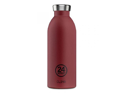 24Bottles Thermosflasche Clima 500 ml Country Red
