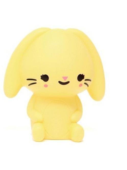 Nachtlicht Hase Gelb