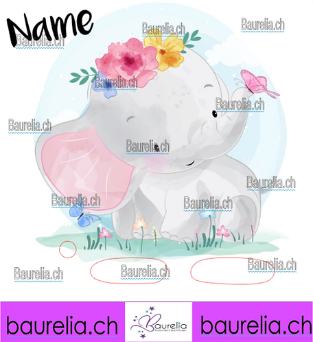 Schutzfolie Toniebox Elefant 7