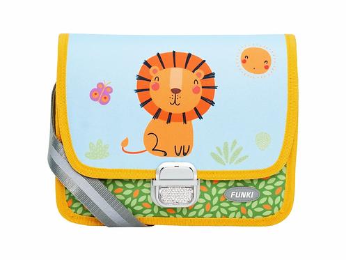 Funky Kindergartentasche Löwe