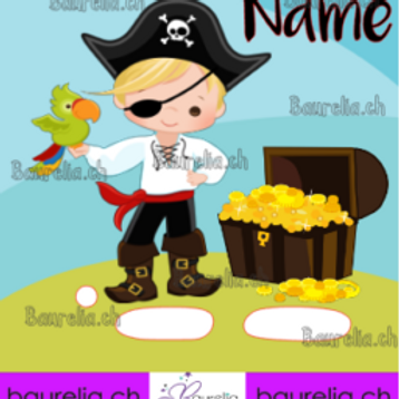 Schutzfolie Toniebox Pirat 3