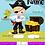 Thumbnail: Schutzfolie Toniebox Pirat 3