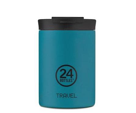 24Bottles Thermobecher Travel Tumbler 350 ml Atlantic Bay