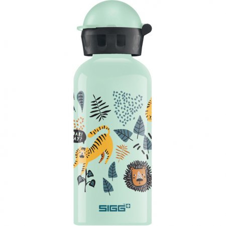 Sigg Aluminumflasche Kids KBT Jungle 0.4l