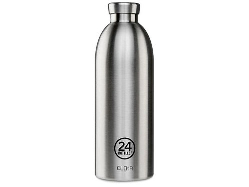 24Bottles Thermosflasche Clima 850ml Steel