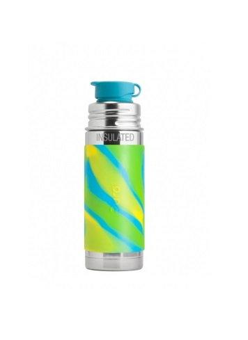 Pura Sport Isolierflasche 260ml AquaSwirl