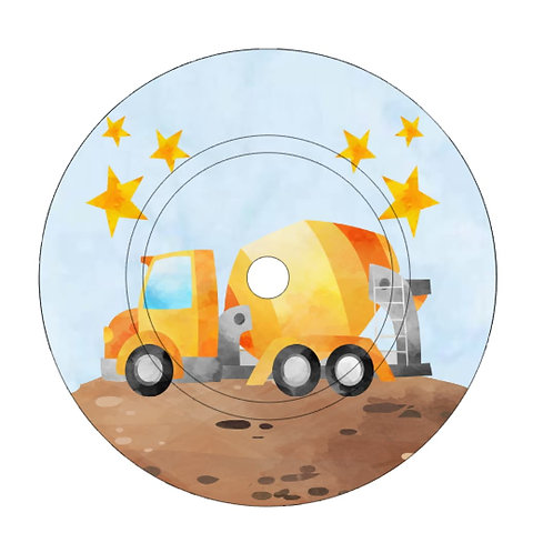 Schutzfolie Toniebox Ladestation Lastwagen 1