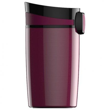 Sigg Miracle Thermo Kaffeebecher Mug Berry 0.27l