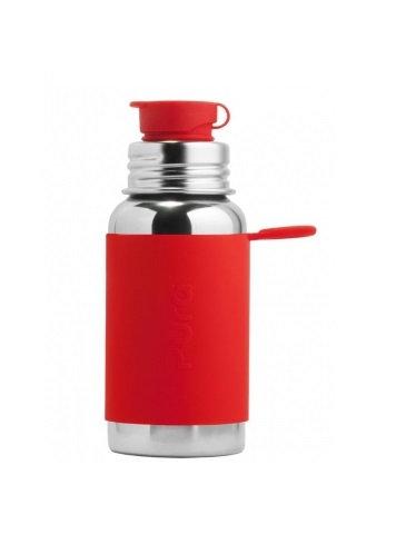 Pura Sportflasche 550ml Rot