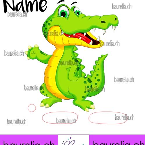 Schutzfolie Toniebox Krokodil 1