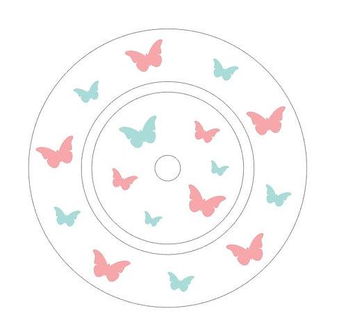 Schutzfolie Toniebox Ladestation Schmetterling 6