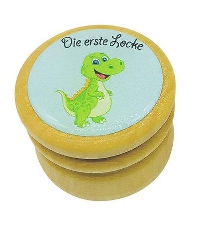 Die erste Locke Dino