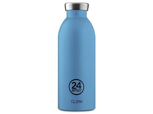 24Bottles Thermosflasche Clima 500 ml Powder Blue